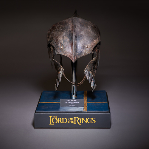 Lord of the Rings Orc Helmet