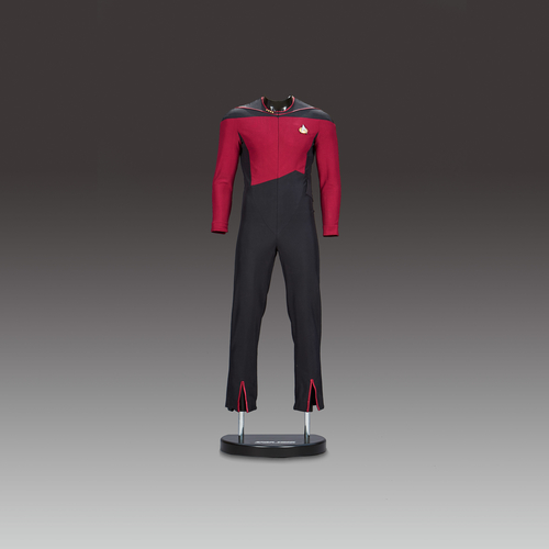 Captain Picard's Hero Dress Uniform