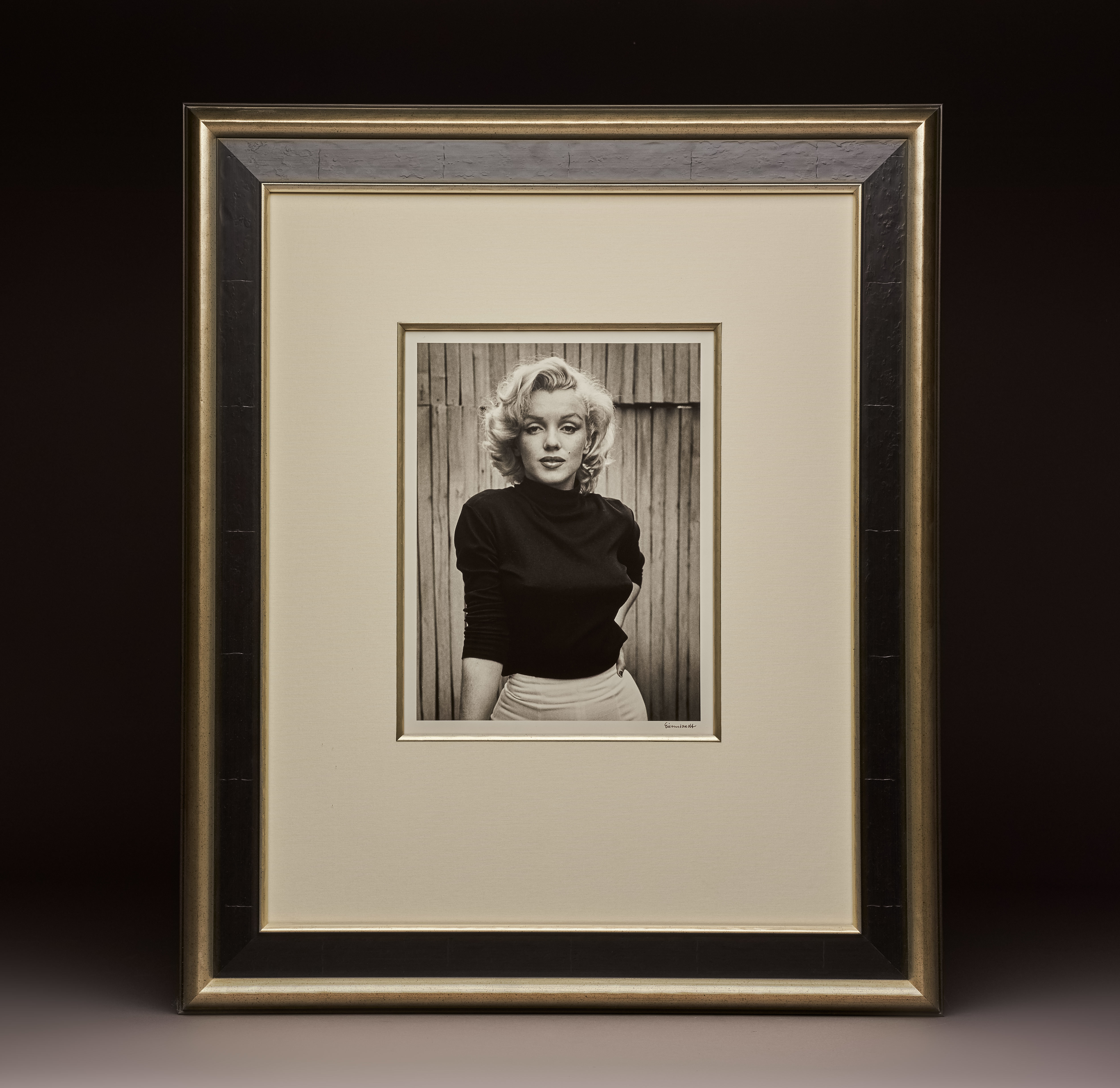 Event Advert Marilyn By Alfred Eisenstaedt Kudos Catalogue Shoot2007