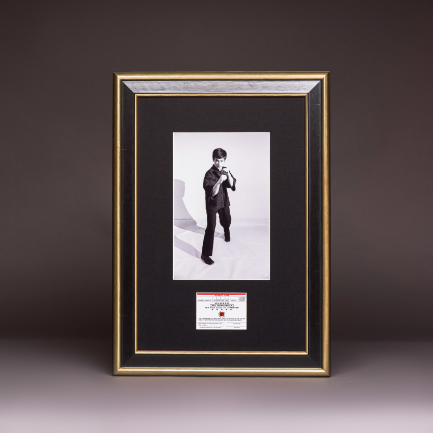 3 The Bruce Lee Fighting Method Series Limited Edition 1 On Guard Full Body Km 0229 Kudos Catalogue Shoot2665