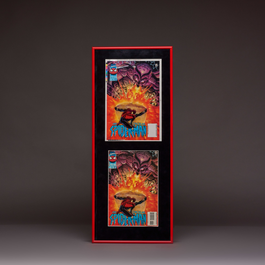 New Nh The Spectacular Spider Man Framed