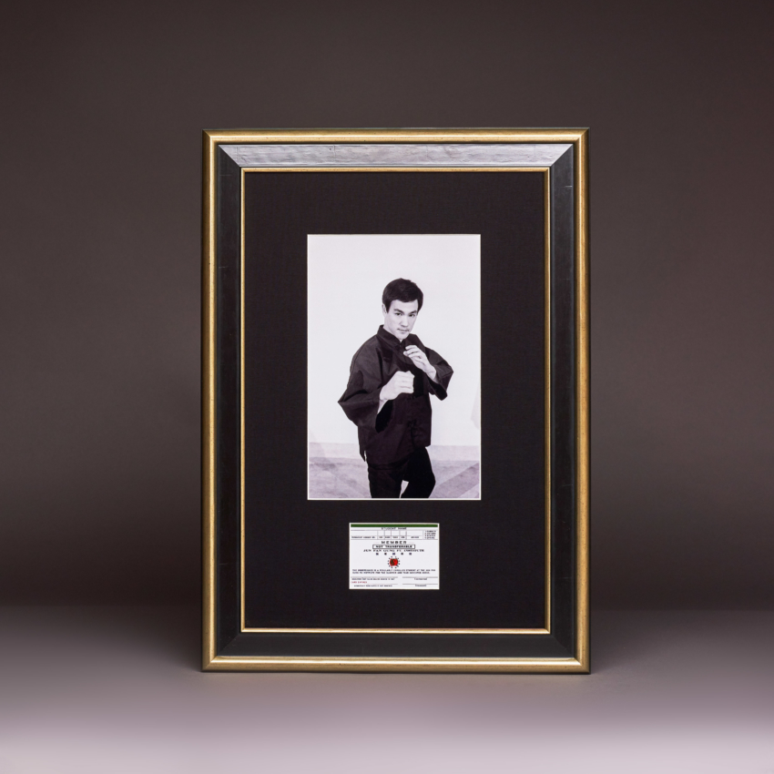The Bruce Lee Fighting Method Series Limited Edition 1 On Guard Km 0229 Kudos Catalogue Shoot2665