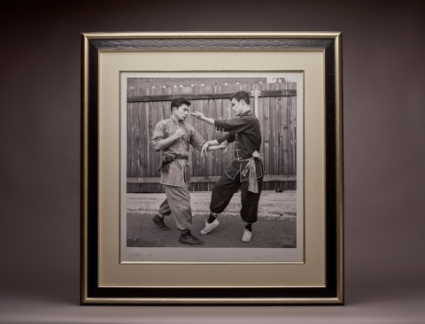 1 New Heung Sao With Bil Jee Bruce Lee And Taky Kimura